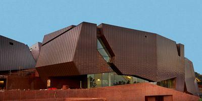 MBOISA 1: //Hapo Museum by Office of Collaborative Architects - GAPP Architects + Urban Designers, Mashabane Rose Associates and MMA Architects - nominated by Kojo Baffoe, editor of Destiny Man magazine.