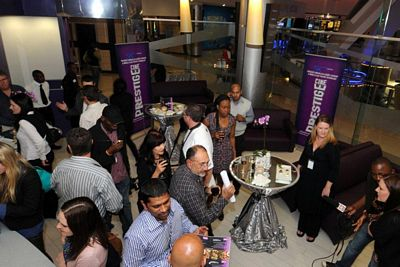 Buzzing media at Cine Prestige Press Launch - The magic of cinema - Ster-Kinekor Cine Prestige