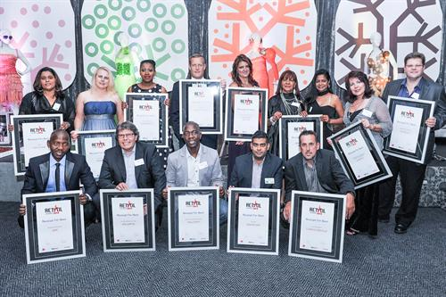 The Times Sowetan Retail Awards 2012