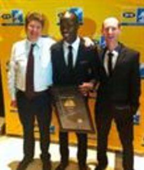MTN Radio Awards - Bright Star category winner