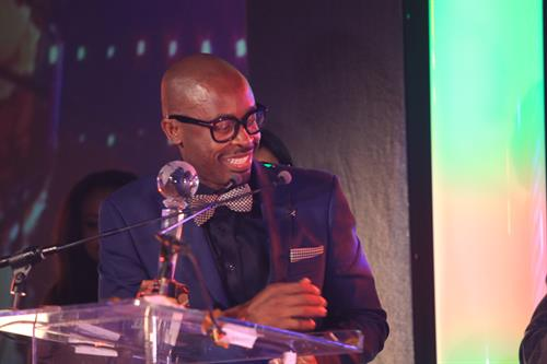 DJ Sbu's Award Acceptance speech at the Awards
