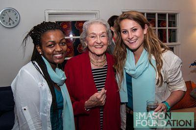 Sethu Pama, Dolores Fleischer and Francesca Fleischer