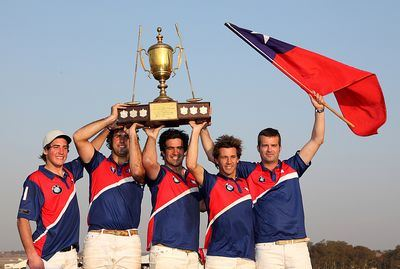 Chile win the 2013 BMW International Polo Series