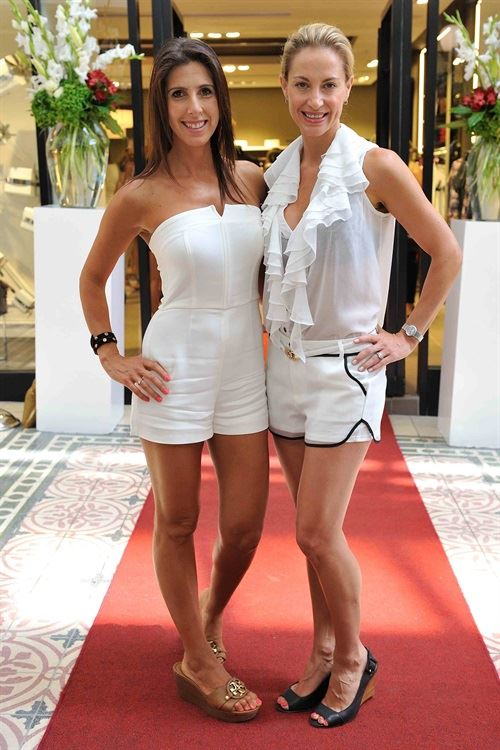Concetta Rothschild & Brie Zetler - Hugo Boss Ladies Brunch