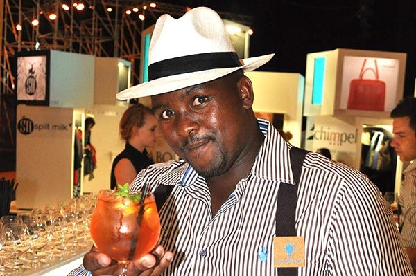 Fine Brandy Barman - Bizcommunity interviews at Design Indaba 2014 - Bizcommunity.com