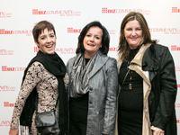 Tonya Koenderman, Glasshouse Communications - On the red carpet AdReview Awards 2014