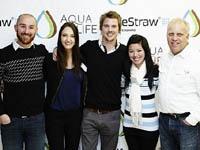 LifeStraw® launch
