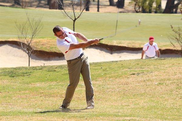 Isuzu Truck South Africa Golf Day 2014