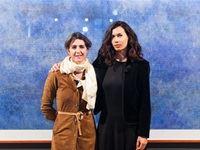 Amy Ellenbogen and Marsi van de Heuvel