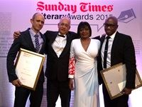 Sunday Times Literary Awards 2015