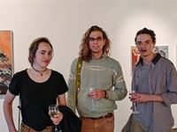 Opening of 'Club' by Jeanne Gaigher at SMITH