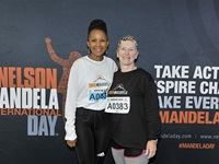 Kaya FM 67 minutes relay for Mandela