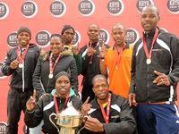 Kaya FM 67 minutes relay for Mandela