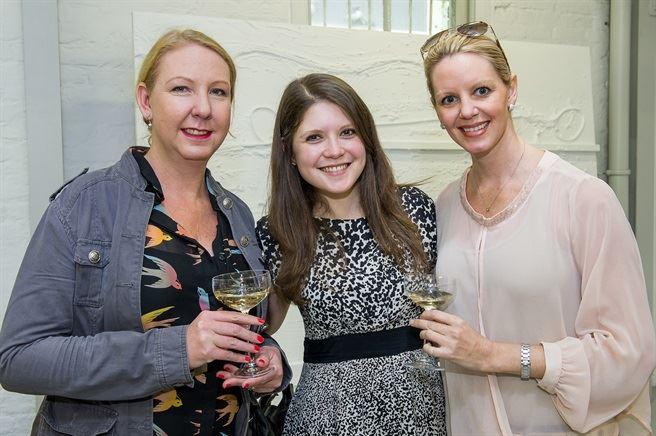 Anel Grobler, Shant+¬ Hutton & Maryna Strachan - Pongrácz 25 year anniversary