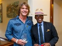 Miles Mosop, Luvo Ntezo - Nedbank Cape Winemakers Guild Auction