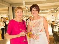 Cecilia van Rensburg and Linda Steynberg - Weylandts unveils Nelspruit Store