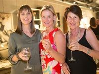 Fiona Robson, Trish Marshall and Ilona van Niekerk