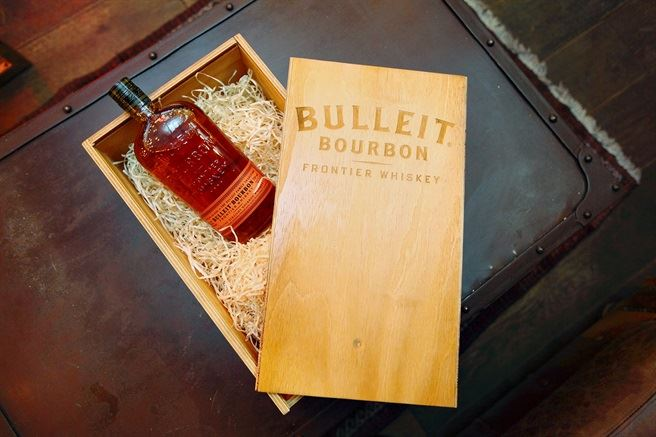 Bulleit Bourbon officially introduced to SA