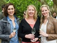 Liezel Malherbe, Anel Grobler & Maryna Strachan - Fleur du Cap unveils two new wines and winemaking team