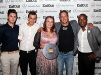 Five Hundred - Gavin Kenst, Wynand van Wyk, Candice Phillips, David Higgs, Lloyd Jusa - 2015 Eat Out Awards