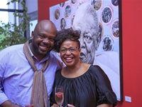 Jazzuary Art Exhibition opening