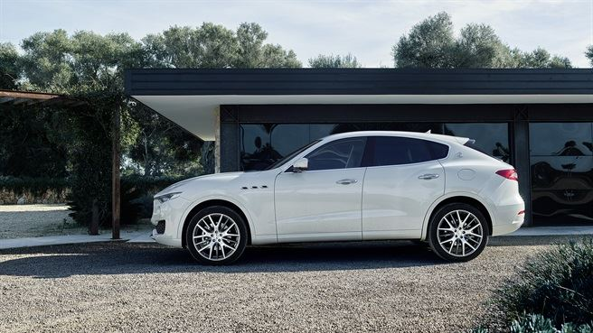Maserati Levante debuts at the Geneva Motor Show