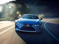 Lexus unleashes hybrid version of the LC 500