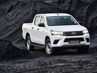 Toyota Hilux 2.4 GD-6 - torque about it