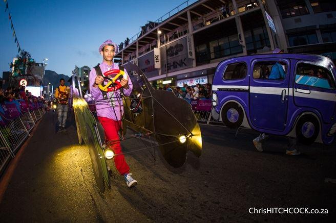 Cape Town Carnival 2016
