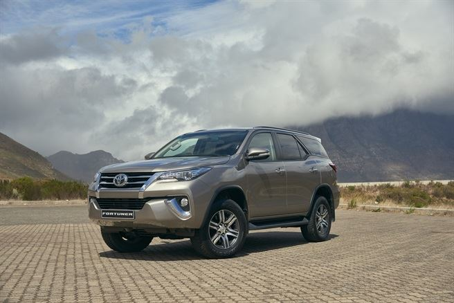New Toyota Fortuner lands in SA