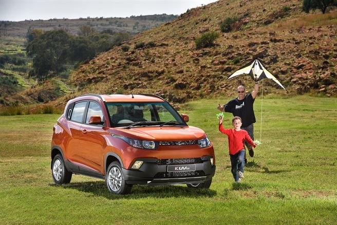 Mahindra South Africa introduces the KUV100