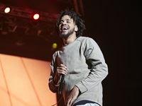 The Castle Lite Unlocks J.Cole concert