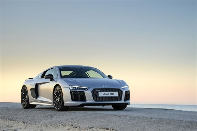 Audi R8 supercar lands in SA