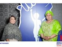 Soul City CEO Lebo Ramafoko and Deputy Health Minister Hendrietta Bogopane-Zulu