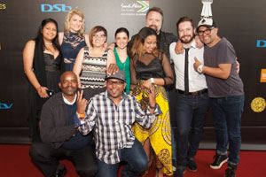 #Loeries2016: On the red carpet - Saturday