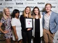 Best Coffee Shop: Meraki Cloe Visser, Melissa Adams, Corlandi Conradie, Tatum Morley-Saieva, Francois Zietsman