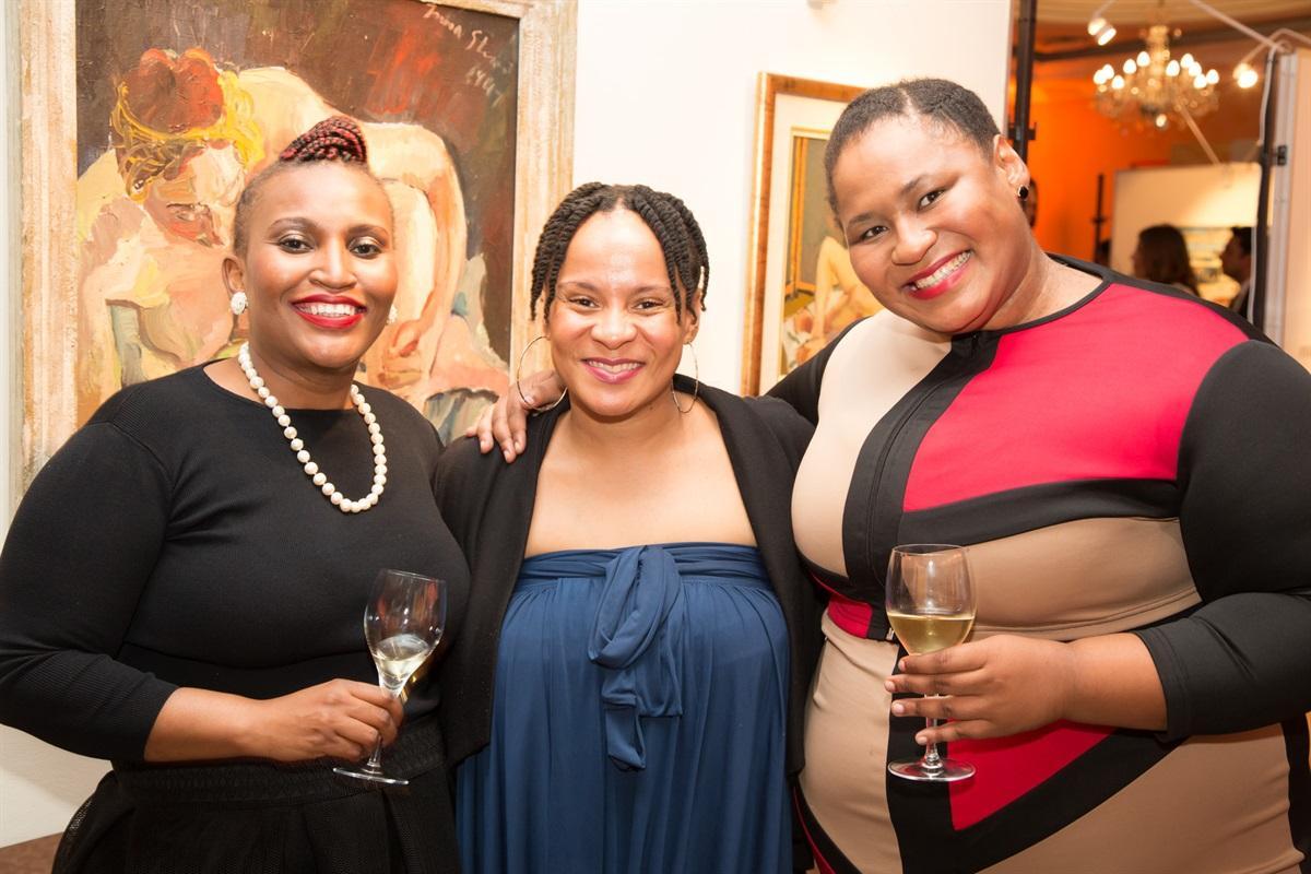 Stellenbosch celebrated in Joburg