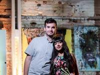 Annie Raman & Wesley Borain
