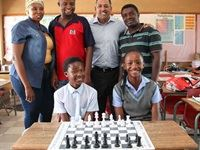 Chess for Life learners impress at chess champs