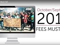 News24 #FeesMustFall 24.com A division of Media24
