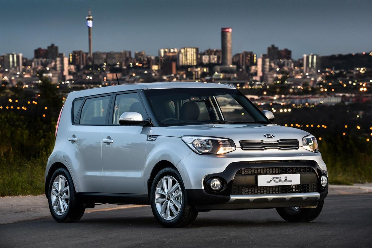 New Kia Soul to enter SA car market