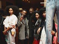 Nwabisa Ntlokwana, Fela Gucci, Desire Marea, Shelley Mokoena & Keneilwe Mothoa