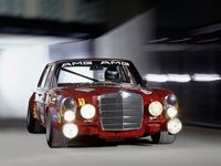 Mercedes-AMG: Half a century of pure speed