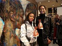 Afika Jadezweni and Lindokuhle Njozela