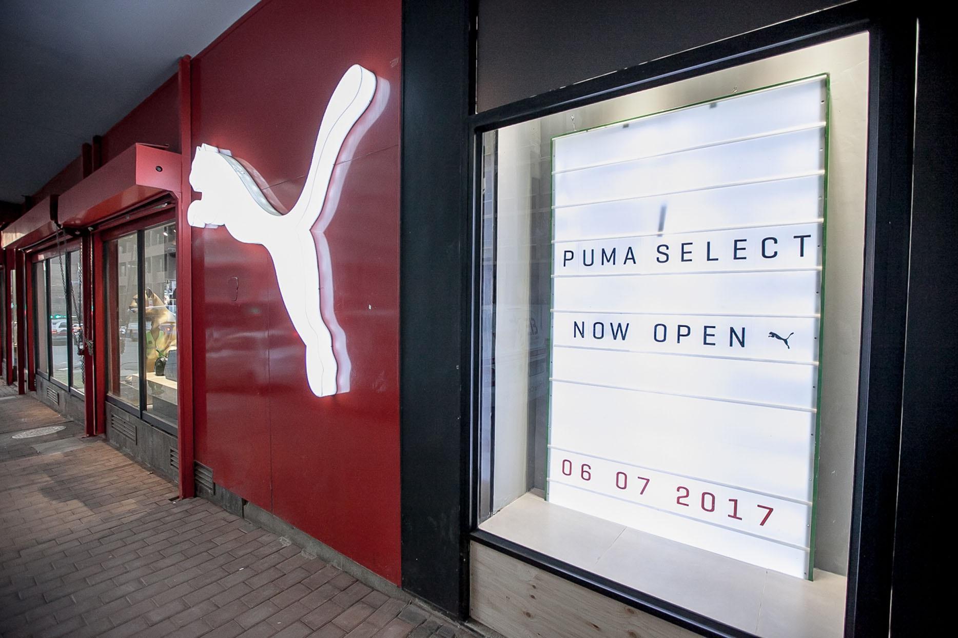 Puma Select Braamfontein revamp revealed