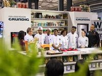 GRUNDIG donates two eye level ovens and counter top