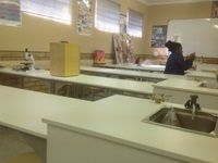 Conlo sponsors science lab at Lodirile Secondary School