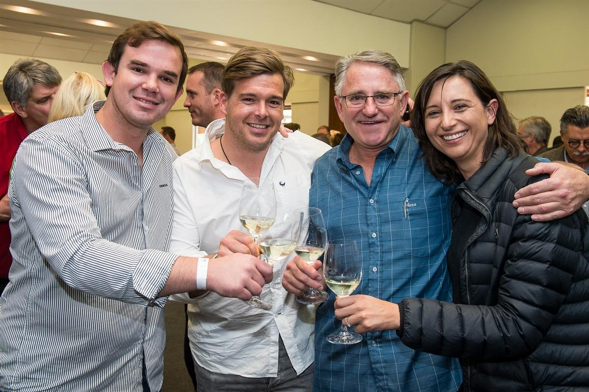 Nedbank Cape Winemakers Guild Auction