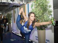 Caralisa Sham yogi instructor
