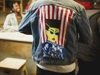 Levi's 50th anniversary of the denim jacket